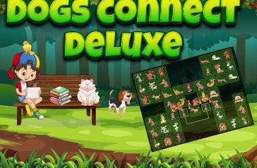 Dogs Connect Deluxe kostenlos bei Computerspiele.at spielen!