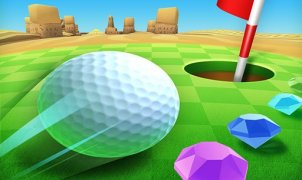 Mini Golf King - kostenlos bei Computerspiele.at spielen!