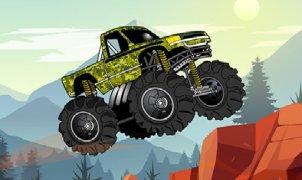 Monster Truck - kostenlos bei Computerspiele.at spielen!