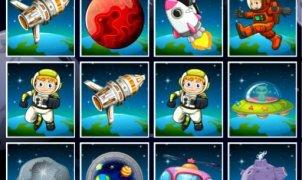 Space Memory - kostenlos bei Computerspiele.at spielen!