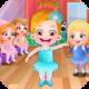 Baby Hazel Ballerina Dance kostenlos bei Computerspiele.at!