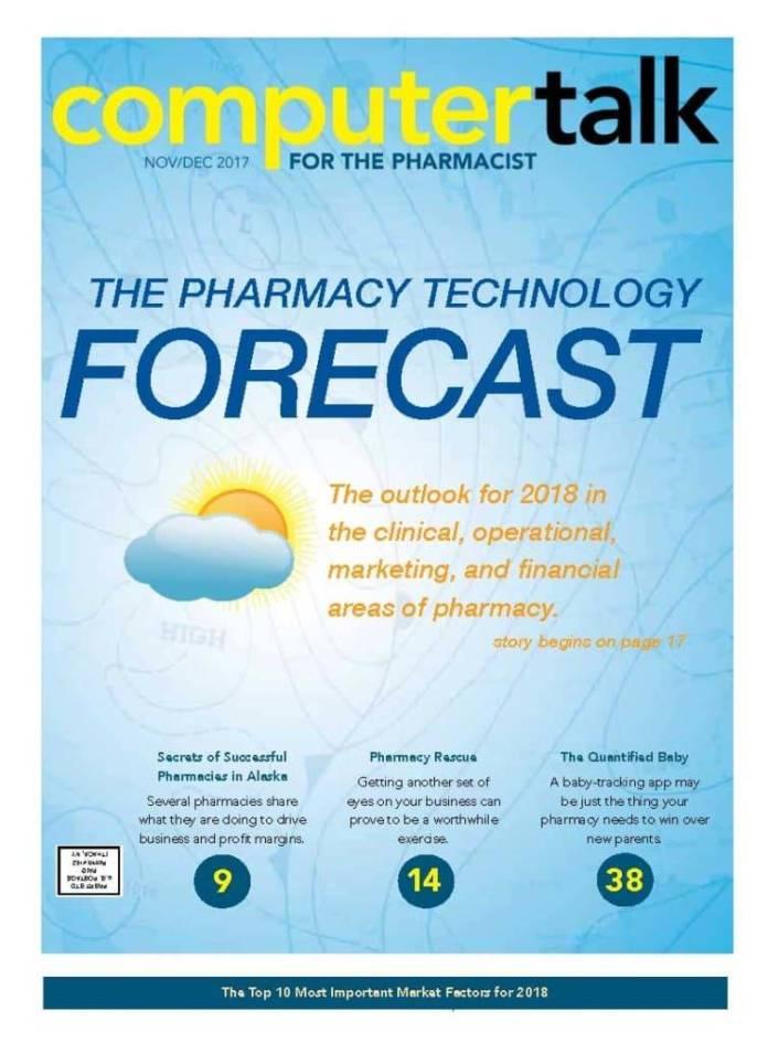 2018 Pharmacy Technology Forecast