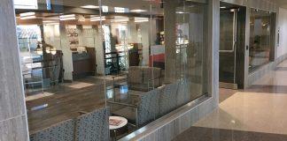 Nebraska Medicine's upgraded flagship outpatient pharmacy.
