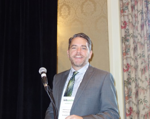 The Dumbarton Group's Brad Kile provided an update on the national legislative and political situation for pharmacy.