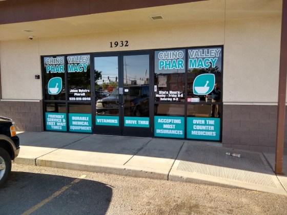 Chino Valley Pharmacy U.S. Route 89