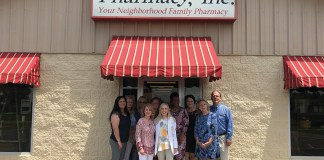 The White's Pharmacy Team