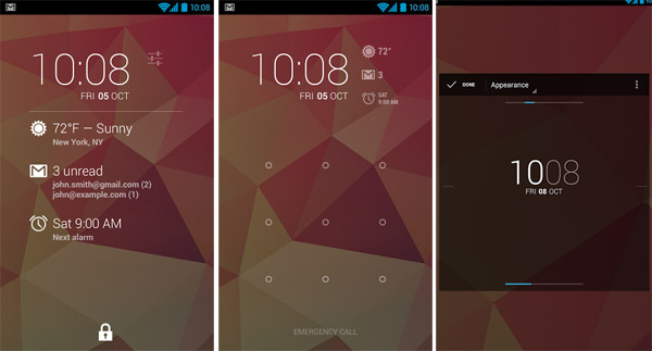Widget-DashClock-Widget