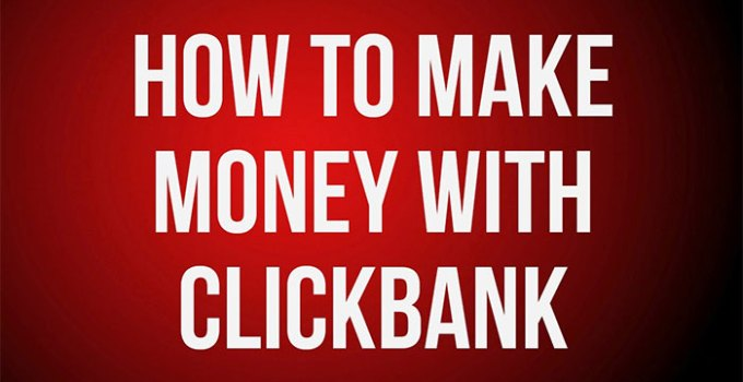 Make Money Clickbank Affiliates