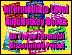 Intermediate AutoHotkey Bundle