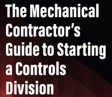 Mechanical Contractor HVAC Division