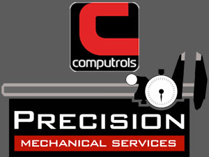 Precision-Mechanical partners with Computrols