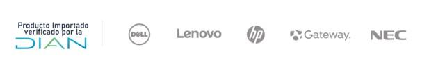 Producto importado verificado por la DIAN - Dell, Lenovo, HP, Gateway