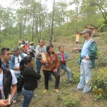 Gira de productores y técnicos en COMSA