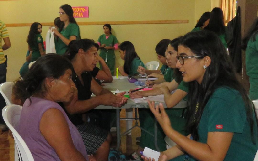 CIS desarrolla Feria de la Salud para promover un estilo de vida saludable