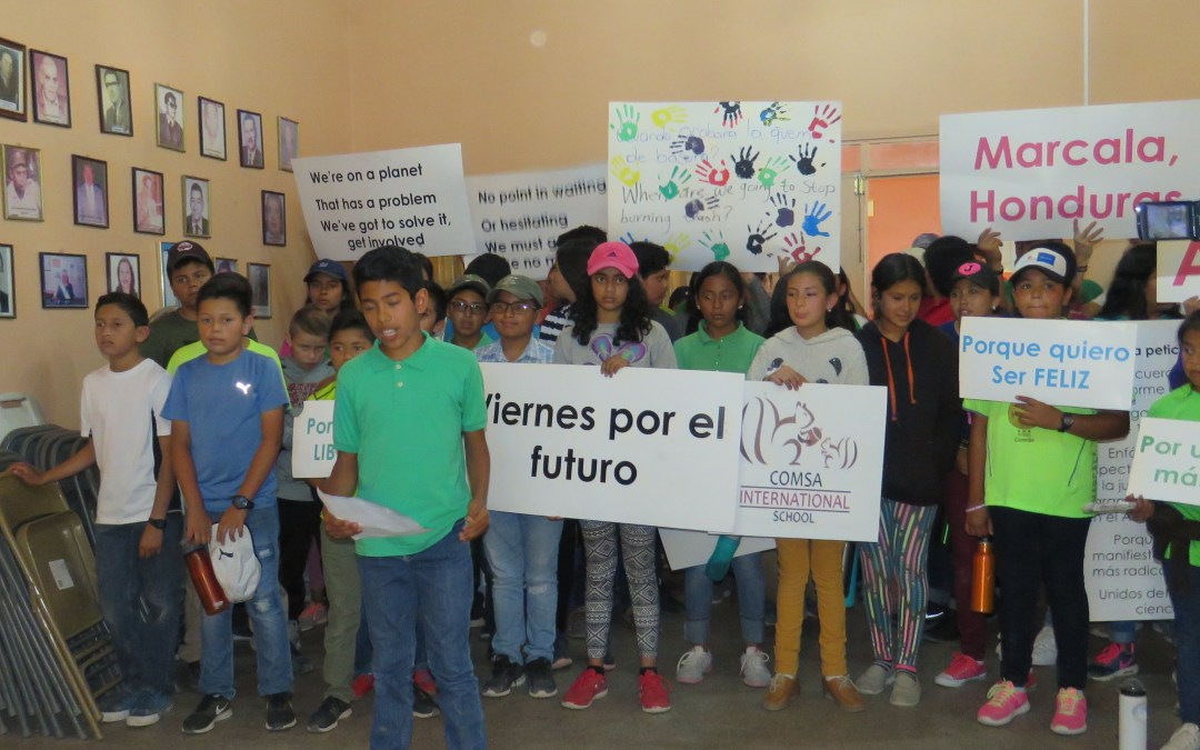 COMSA International School se une al viernes por el Futuro