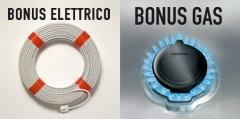 Risultati immagini per bonus energia elettria e gas