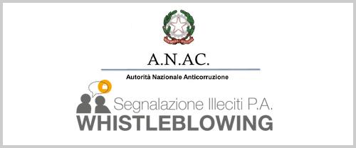 Segnalazioni di condotte illecite – Whistleblowing