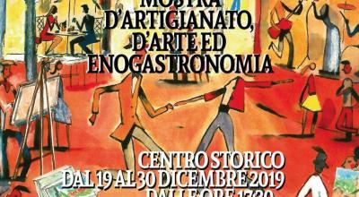 """""""VICOLI IN FESTA"""" – 22 Dicembre/3 Gennaio"""