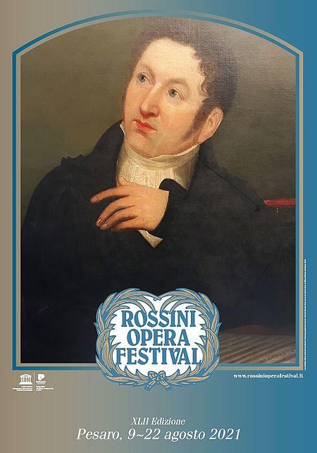 Rossini Opera Festival 2021 manifesto