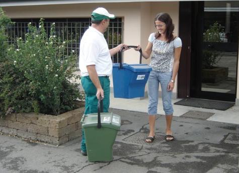 Gara della SUA sui rifiuti urbani