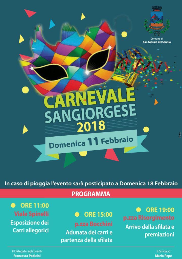 Carnevale sangiorgese