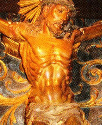 Serravalle Scrivia - Cristo Morente