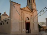 La chiesa di Santa Barbara