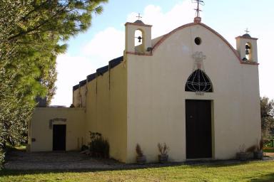 La chiesetta di Sant'Elena
