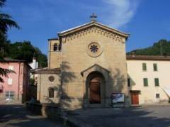 Chiesa di San Lorenzo, Vetto (RE)