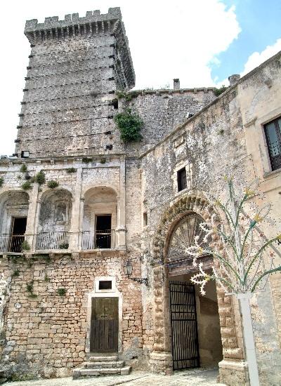 Foto Ceglie Messapica: Castello Ducale