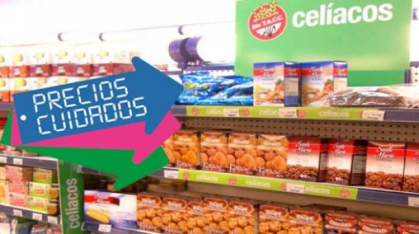 Precios Cuidados incorpora alimentos para celíacos, carnes y verduras