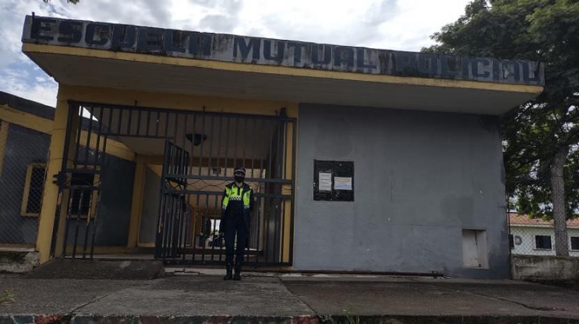 La Escuela Mutual Policial contará con custodia las 24 horas