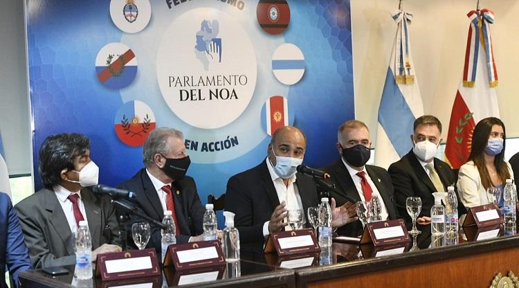Resultado de imagen de Miembros del ParlaNOA debaten en Tucumán sobre la Ley de Biocombustible