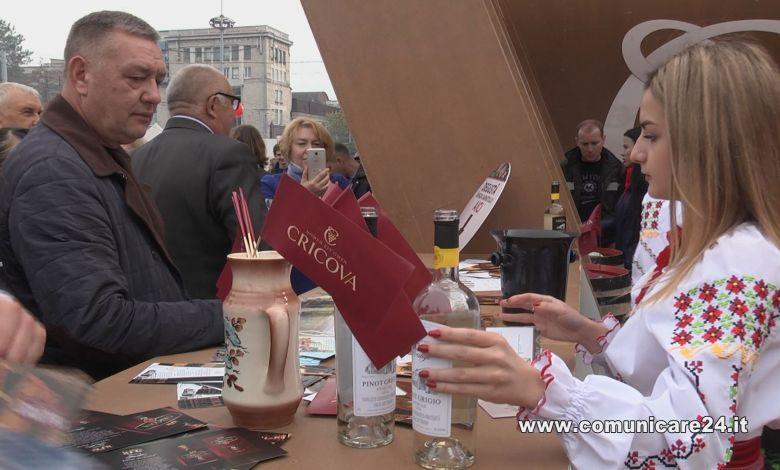 Festa del vino - Moldavia