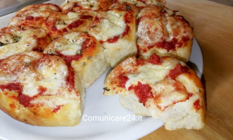 danubio salato versione pizzette