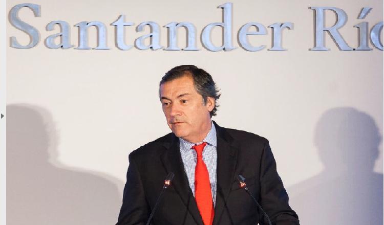 José Luis Enrique Cristofani, CEO de Santander Río