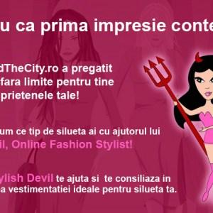 Aplicatia Stylish Devil Facebook