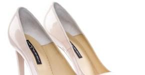 pantofi mireasa piele naturala