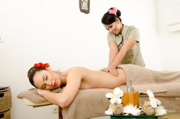 o sedinta de masaj ayurvedic