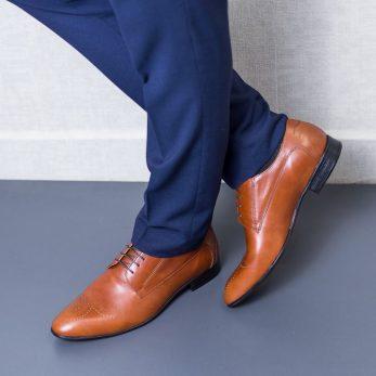 pantofi-barbati-piele-decarlo-maronii-eleganti