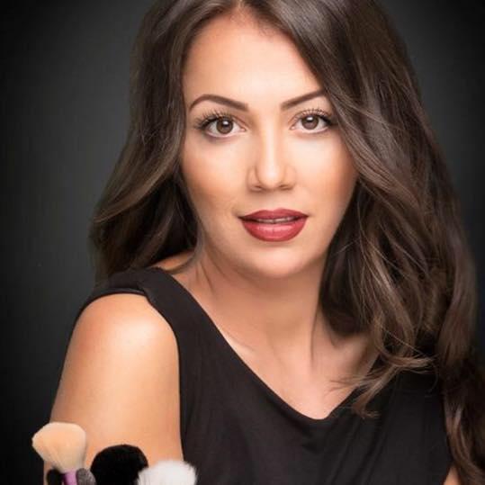 georgiana codinca make-up bucuresti