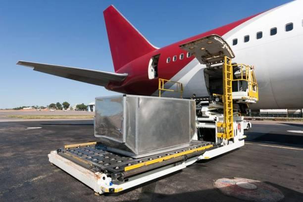 transport aerian marfuri