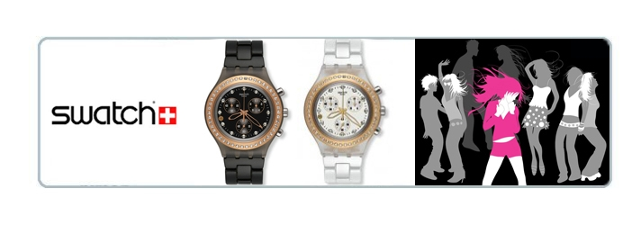 modelele de ceasuri de firma Swatch de dama pe 360Mall