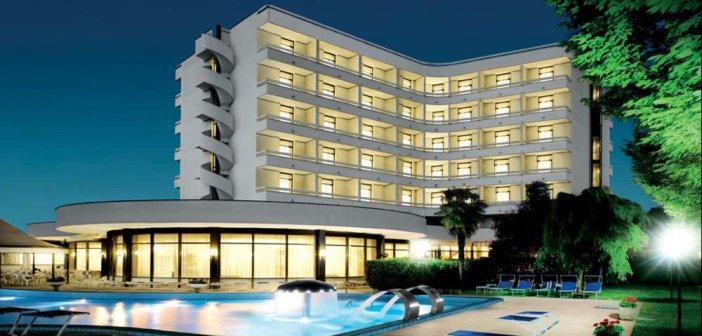 RAIN Water for Unity - Hotel Commodore