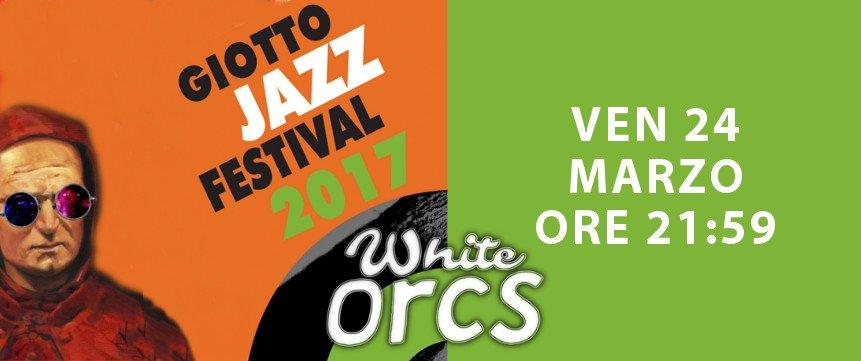È festa grande per i 20 anni del Jazz Festival, con gli White Orcs