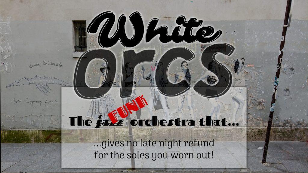 Al Giotto Jazz Festival arrivano i White Orcs, la band che coinvolge ballerini, sportivi, mimi, performer di strada, circensi, giocolieri