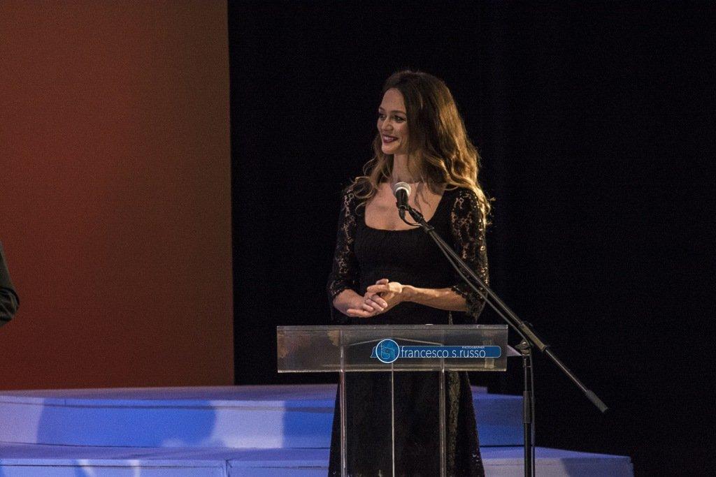 L'attrice Francesca Cavallin nella giuria del Premio Penisola Sorrentina