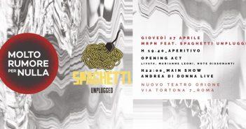 eventi 27 aprile roma