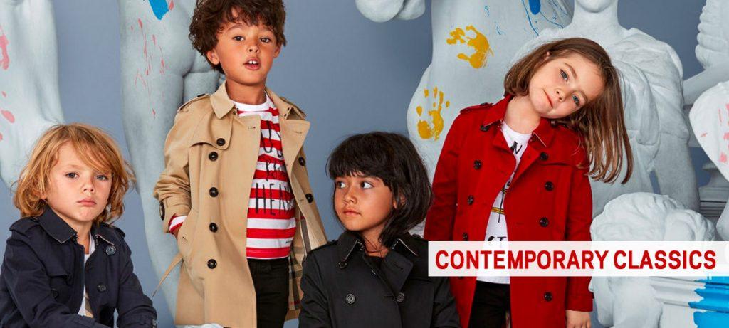 È online Aboutk1ds.com, la prima boutique di abbigliamento di lusso per bambini