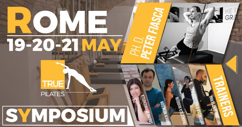 Arriva True Pilates® Symposium, il simposio internazionale di Pilates